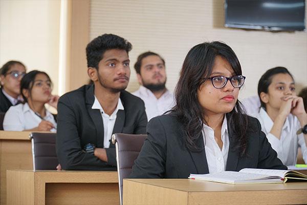 SLS Nagpur students