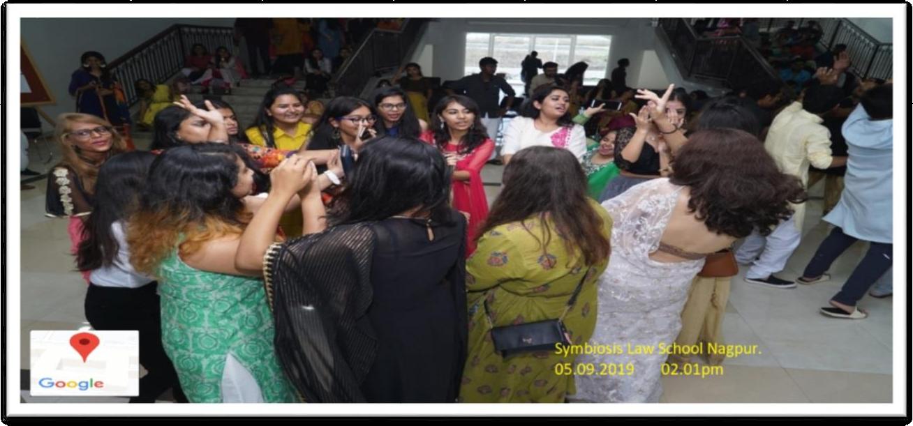 Ethic day celebration at SLS Nagpur