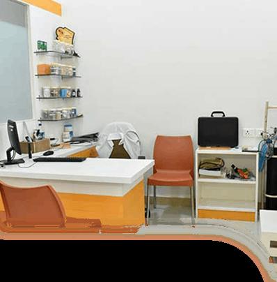 SLS Nagpur college health service