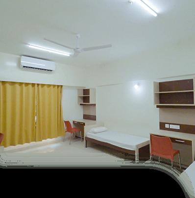 SLS Nagpur hostel life