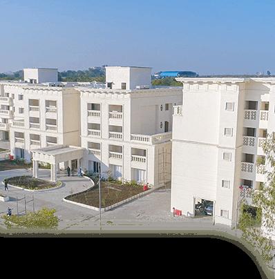 SLS Nagpur College campus
