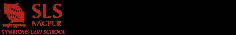 Symbiosis law school Nagpur logo