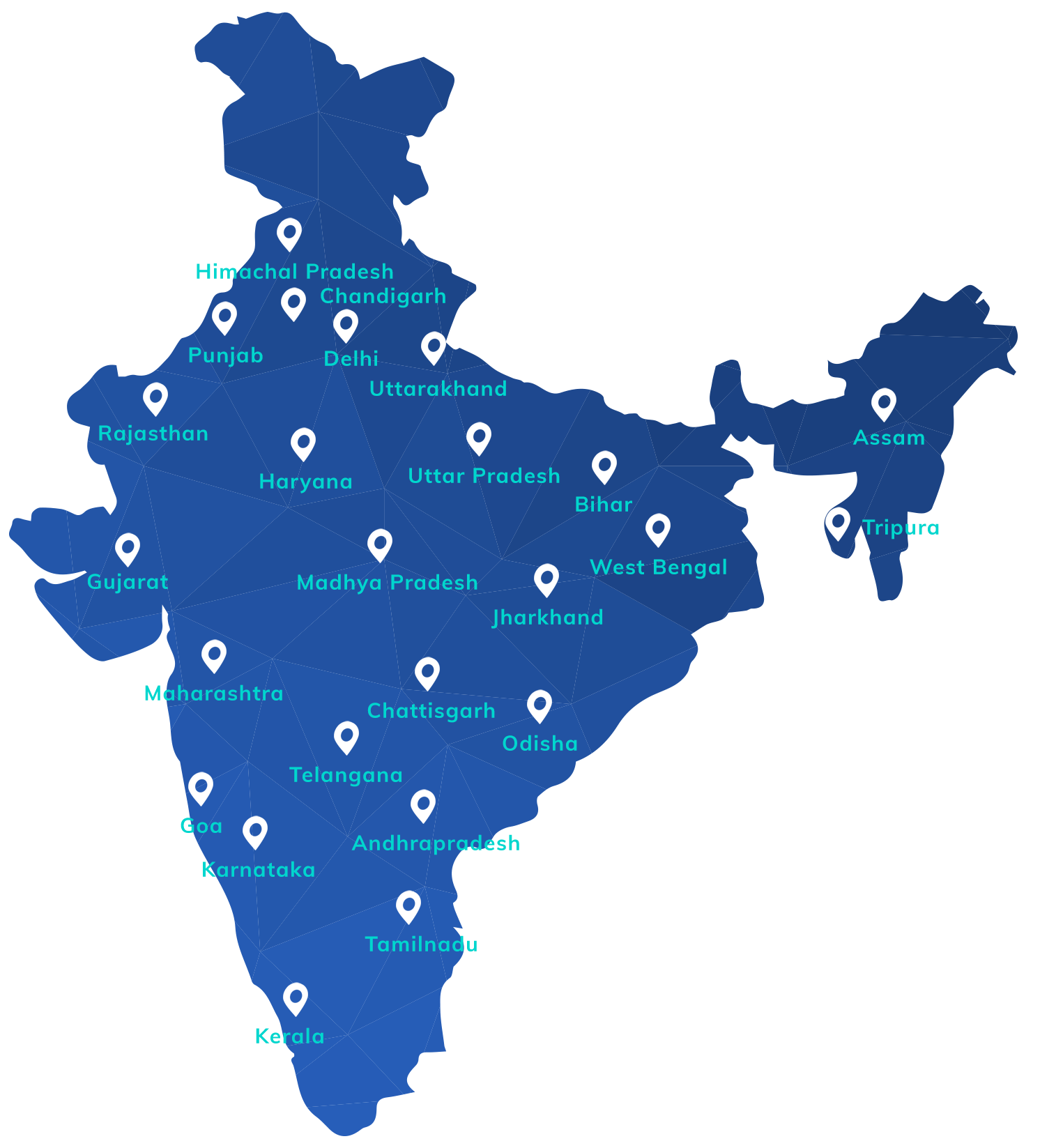 Students Map